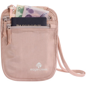 Eagle Creek Silk Undercover Neck Wallet rose